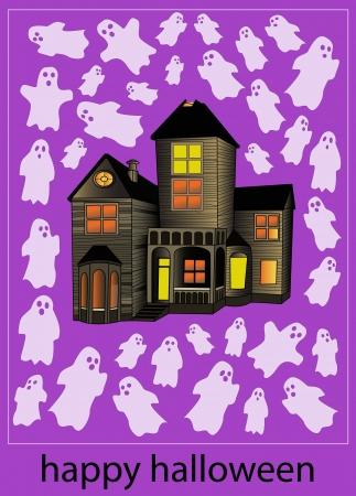 幽霊とお化け屋敷
