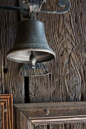 a bell for a break photo