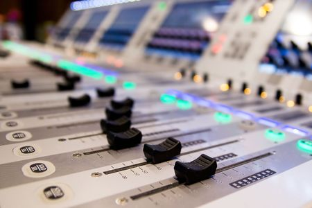 professional mixer for your recording photo