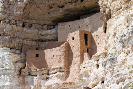 hopi: This ancient cliff dwelling in southern Arizona is one of the best preserved in North America