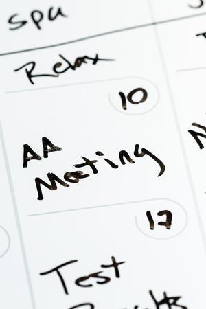 概念としてのカレンダーに書かれ...