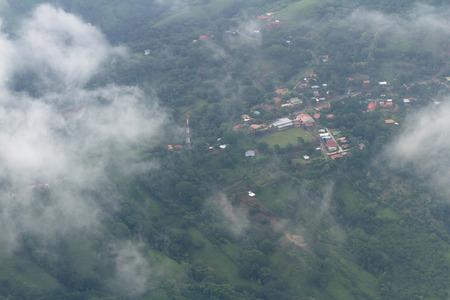 june 25: Puntarenas, Costa Rica - June 25: Living in the tropical mountains of Costa Rica. June 25 2016, Puntarenas, Costa Rica.