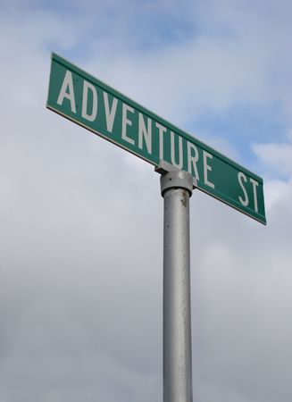 adventure st Stock Photo