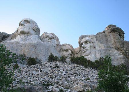 Mount Rushmore Stock Photo - 264227