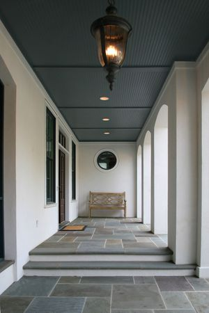 front entry: zen-like front entry