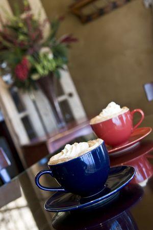 coffees: mocha latte specialty coffees