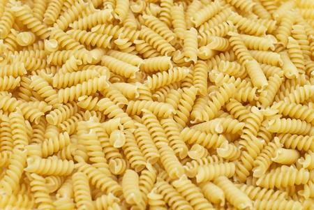 Italian pasta one color, background