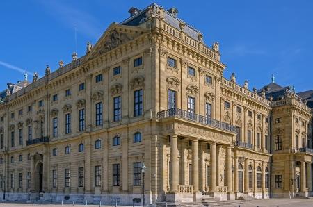residenz: Residenz in Wurzburg