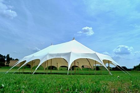 big top circus tent Reklamní fotografie