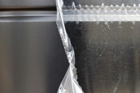remove protective film
