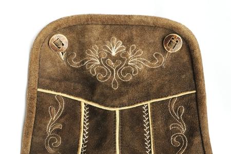flap of lederhosen
