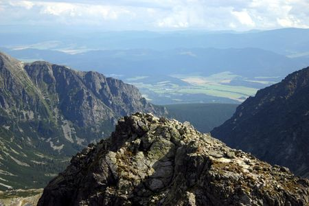Slovakia Mountain View photo