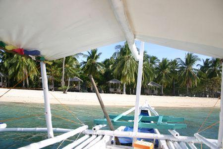 philippines bay Stock Photo