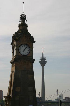 Dusseldorf Tower