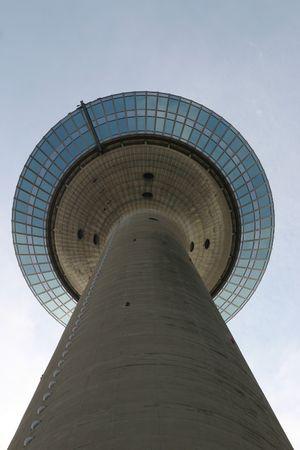 Dusseldorf tower photo