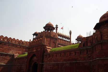 Red fort in new delhi