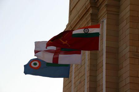 India flags Stock Photo - 1999401
