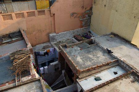 slums: india slums