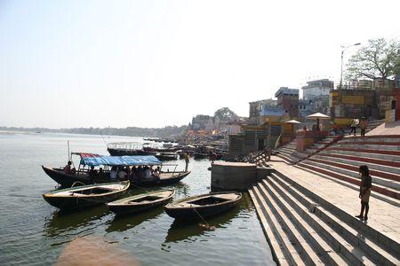 varanasi river