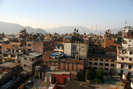Katmand� vista