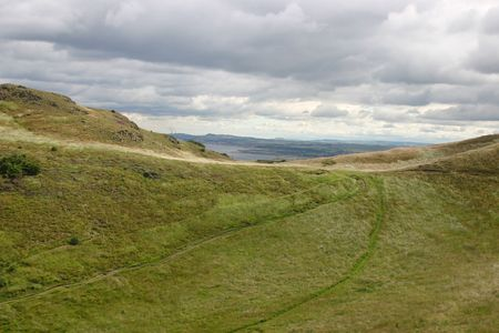 scotish: scotish mountains