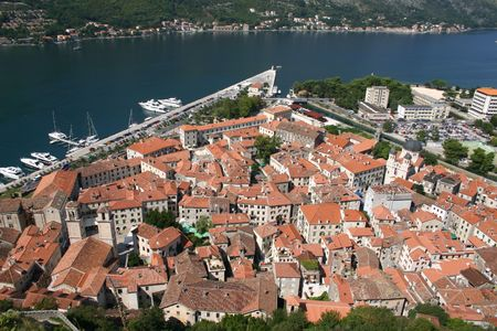 kotor view photo