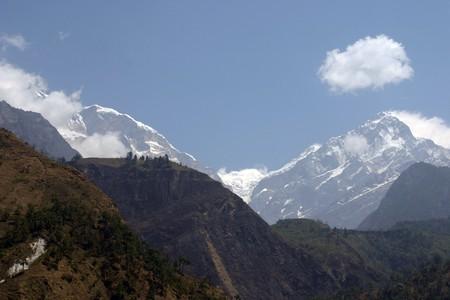 miser: himalaya mountains