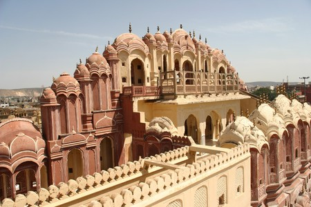 india, jaipur, rajasthan, asia, ancient, amber, architecture, palace, travel, city, fort