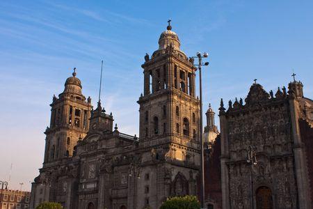 M�xico ciudad catedral