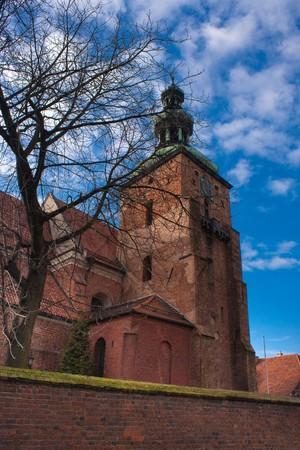 Church in Poland Stock Photo - 8547155