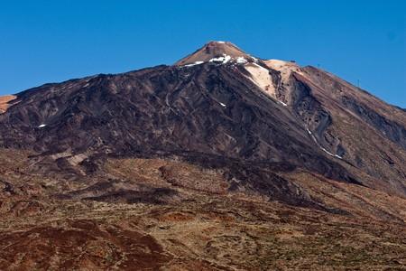 Tenerife volcano photo
