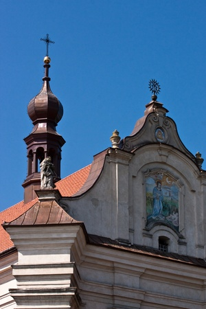 Church in Poland photo