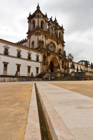 Alcobaca Monastery Stock Photo - 14057110