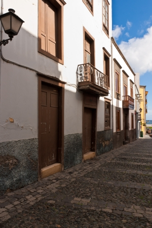 gran canaria: Old Town op Gran Canaria
