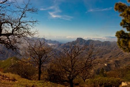 Gran Canaria Mountains photo