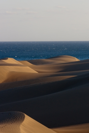 Maspalomas Dunes Stock Photo - 14050720