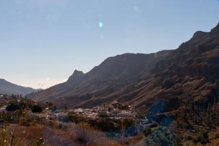 gran canaria: Gran Canaria Mountains