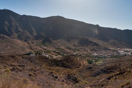 gran canaria: Bergen van Gran Canaria