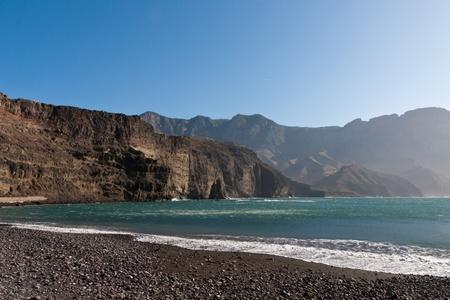 Gran Canaria Mountains Cliffs photo