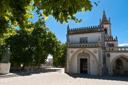 Beja old twon in Portugal Stock Photo