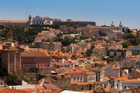Lisbon Old town photo