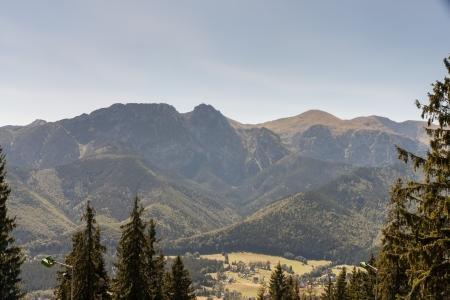 tatra: Polish Tatra Mountains