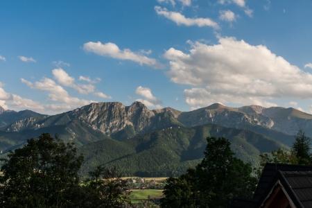tatry: Tatry Mountains Stock Photo