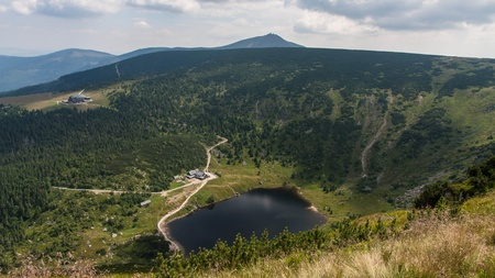 karkonosze: Karkonosze Mountain Views and Trekking in Poland