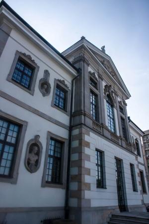 fryderyk chopin: Fryderyk Chopin Museum in Warsaw Poland Editorial