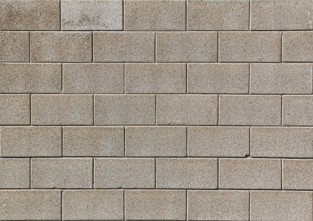 Cinderblock wall background and texture for your needs  photo