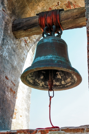 Mission Bell at Mission San Juan Capistrano photo