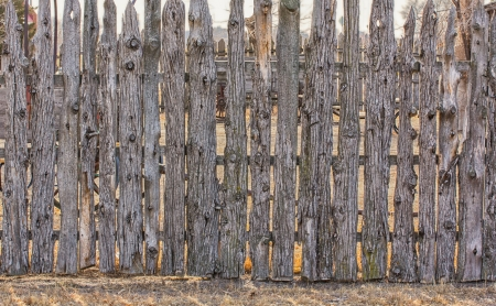 stockade: Rough Sawn Stockade Fence Backdrop or Background
