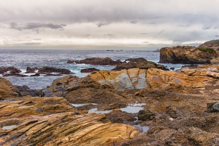 lobos: Spectacular Rock Formations at Point Lobos State Natural Reserve