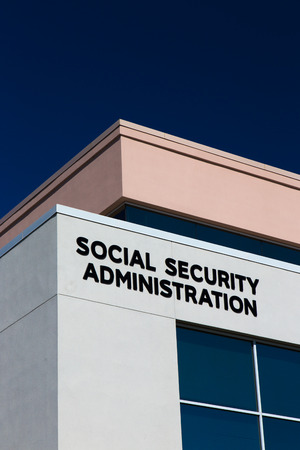 Social Security Administration Office Building in the United States